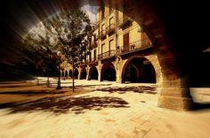 Plaza Mayor- Bañolas