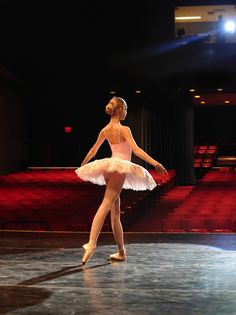 Spotlight by Rick Elkins #ballet #dance #stage