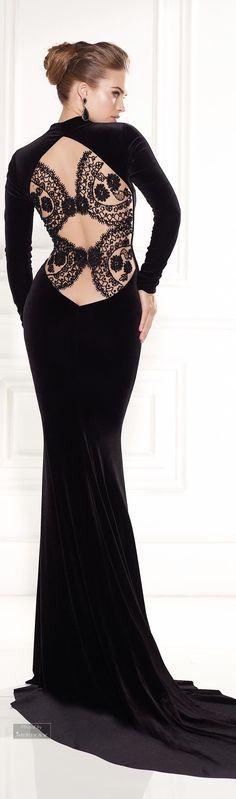 Tarik Ediz.Evening Dress 2015. #eveningdresses #dresses