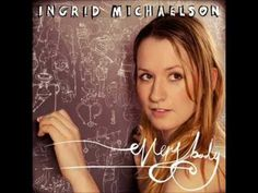 """Ingrid Michaelson - Everybody  """"Happy Is The Heart That Still Feels Pain."""" favorite line of this song"""