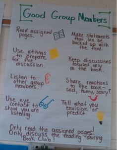 My literacy blocks are beginning their first book clubs. They will be reading and discussing books in a series. They were supposed to do th. Kids Book Club, Book Club Books, Book Clubs, 3rd Grade Books, Third Grade Reading, Reading Club, Teaching Reading, Guided Reading, Learning