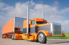 Custom Big Trucks | The World of Custom Big Rigs Photographer Roger Snider travels the ...