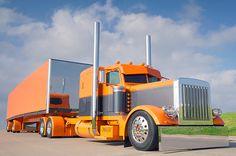 Custom Big Trucks | The World of Custom Big Rigs Photographer Roger Snider travels the ...