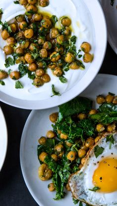 Herbed chickpeas recipe: You will be putting these on EVERYTHING.