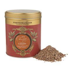 Caramel Hot Chocolate, 200g Tin - Fortnum & Mason