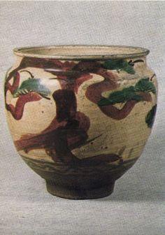 Large Jar      Edo Period, 17th Century