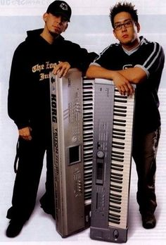 Mike Shinoda & Joe Hahn