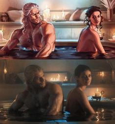 The Witcher, geralt, yennefer, triss photos The Witcher Geralt, Witcher Art, Ciri, Actors Funny, Cute Actors, Character Inspiration, Character Art, Yennefer Of Vengerberg, Black Actors