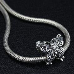 NOVINKY : PŘED-objednání Butterflies - OHM Beads