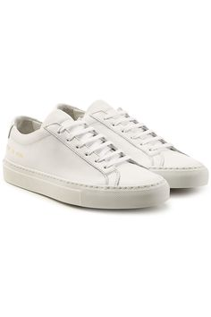 36b56a6a4e69b Common Projects - Leather Sneakers