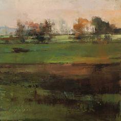 """Autumn Memory"", 12"" x 12"", by Douglas Fryer  w"