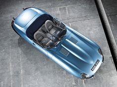 Jaguar E-Type Roadster Series I 1961
