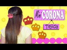 Zapatos mocasines clásicos tejidos a crochet   parte 1/2 - YouTube Barbie, Crochet Videos, Crochet Doilies, Mini, Crochet Baby, Hair Bows, Youtube, Diy And Crafts, Projects To Try