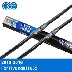 Best price US $12.99  Oge Windshield Wiper Blades For Hyundai IX35 IX 35 2010-2016 24''+16'' Pair Windscreen Rubber Auto Parts Car Accessories  #Windshield #Wiper #Blades #Hyundai #''+'' #Pair #Windscreen #Rubber #Auto #Parts #Accessories  #CyberMonday