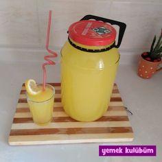 kolay pratik ev yapımı bereketli limonata tarifi yapılışı nasıl yapılır, farklı değişik ev yapımı meyve suyu kokteyl içecek tarifleri, çocuklar için içecek tarifleri