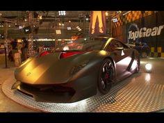 Lamborghini Sesto Elemento - Behind the scenes - Top Gear Series 20