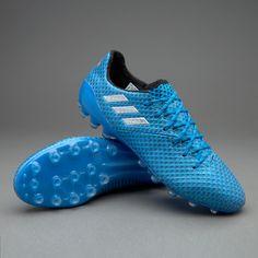 adidas Messi 16.1 AG - Shock Blue/Matte Silver/Core Black