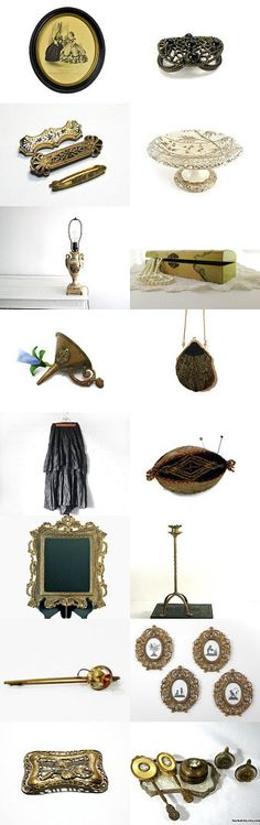 Victorian Woman by Susan Fischer on Etsy--Pinned with TreasuryPin.com