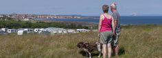 Views from Dunbar campsite