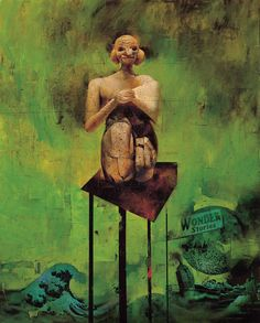 Dave McKean - Flood