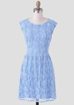 Floating At Sea Lace Dress | Modern Vintage Dresses | Modern Vintage Clothing