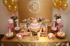 tema aniversario 30 anos - Pesquisa Google