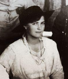 Grand Duchess Maria, 1916