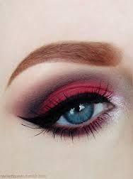 image of eye makeup - Google Search