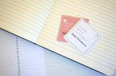 Calendrier et étiquettes d'anniversaire à imprimer