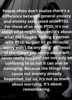 PTSD. A recovery fro