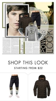 """Lets have a fun day"" by angel-a-m ❤ liked on Polyvore featuring Mr Perswall, Vans, men's fashion, menswear and twinkledeals"