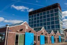 €106,09 Het DoubleTree by Hilton Hotel Amsterdam - NDSM Wharf ligt tegenover het centraal station van Amsterdam op de NDSM-werf.