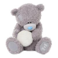 "20"" holding Snowball Me to You Bear"