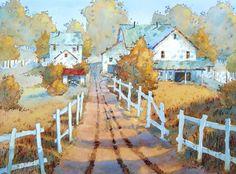Joyce Hicks Watercolor Paintings