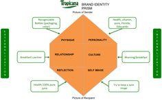 Brand Identity Prism for TROPICANA