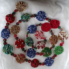 Christmas garland | por sunshine's creations