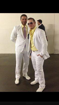 Brandon Beachy & Craig Kimbrel