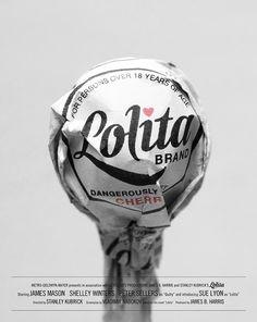 Lolita (1962) by Stanley Kubrick.