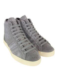 Adidas Originals x The Soloist Basket Profi G61132 Tech Grey Trainers