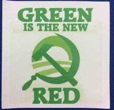 """We were not sure if it should be the greens or the communists"" hahahahahaha"