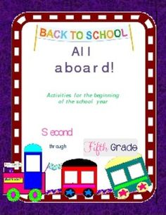 You have a set of printables and cuttables train  cards to make a board with students pictures in the carts. You can copy to make more  to cut them.Content:1 set of colored printables 1 set of blank and ready to be colored1 set of cuttables and gluable train pieces.Have fun!PS.