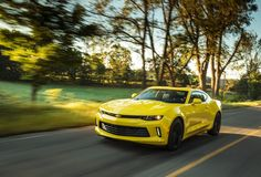 Learn more about the Sixth Generation 2016 Chevy Camaro.
