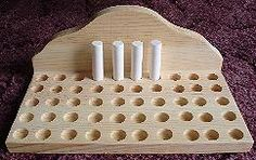 Wooden Displays for Bath and Body Items Lip Balm Bath Salt Tubes Butter Pot Bottle Display Units