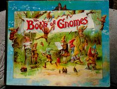 Ernest Nister, the Book of Gnomes, 1895