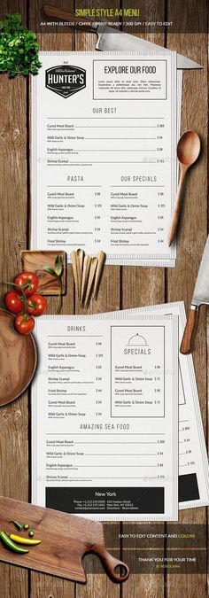 ▶ [Get Nulled]◜ Minimal Modern Menu Bbq Blackboard Cafe Chalkboard Chalkboard Food Menu Clean Pizza Restaurant, Restaurant Menu Template, Restaurant Menu Design, Weekly Menu Template, Lato Font, Italian Menu, Food Hunter, Menu Printing, Print Templates