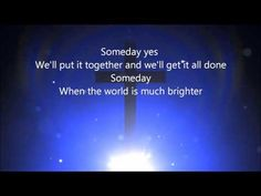 Donnie McClurkin & Kirk Franklin - Ooh Child (Lyrics) - YouTube