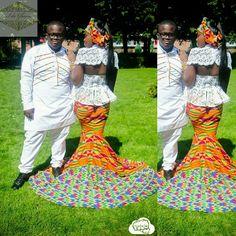 I Do Ghana | Kente and styling it | Emmanuel & Pamela's traditional wedding | African Fashion