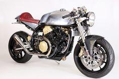ϟ Hell Kustom ϟ: Aprilia RSV By Taimoshan Cycle Works