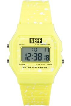 FLAVA XL SURF WATCH