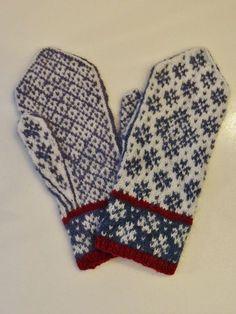 Selbu Mini pattern by Lill C. Schei